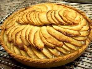 Tarte aux Pommes/Apple Tart