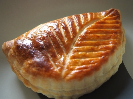 Chasson aux Pommes/Apple Turnovers