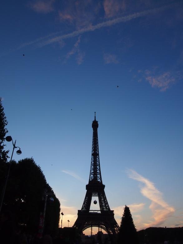 La Tour Eiffel - La Fête Nationale