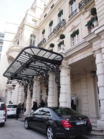 Shangri-La entrance