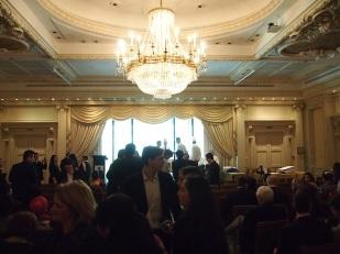 Le Roland Bonaparte function room